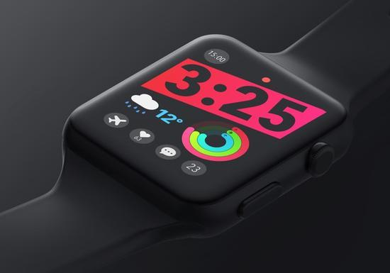 watchOS(图源:Softpedia News)