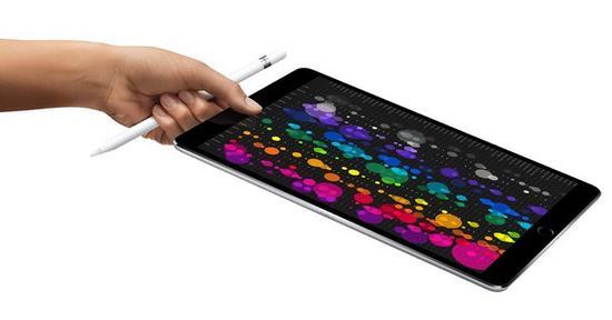 """""""握""""持iPad(图源:apple)"""