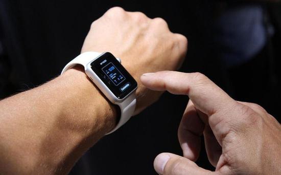 watchOS会更新健康与健身功能(图片来自baidu)