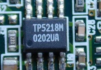 这颗soic-8封装的ic是mp3播放器的音频功率放大器,通过二个运算放大