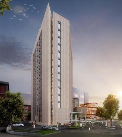 搬迁 公司西直门畔国家级新区,中糖大厦新起点上的转型