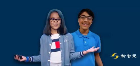 10岁女孩开发世界首款AI桌游,13岁少年用AI检测胰腺 证券配资