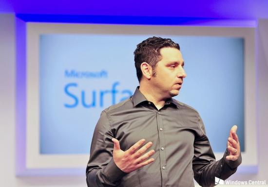 微软首席产品官Panay