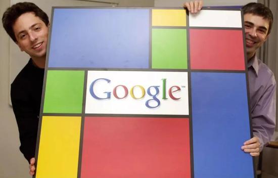 封面题图|谷歌两位联合创始人
