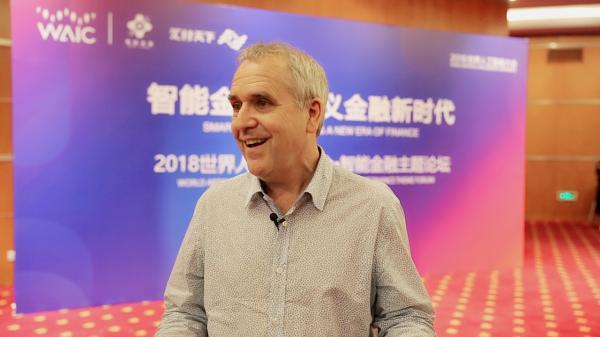 迈克尔·乔丹接受澎湃新闻采访 澎湃新闻记者 孙懿赟 摄
