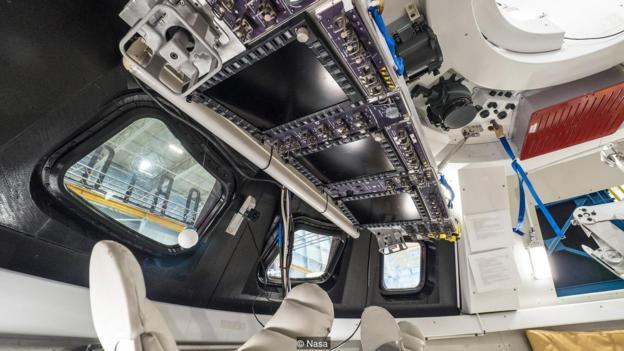 预计猎户飞船必须携载4位宇航员进入太空