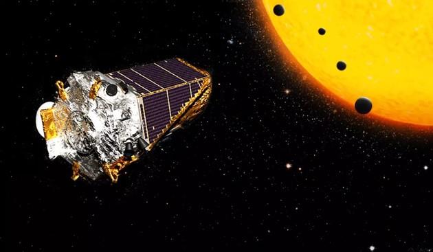 AI神助攻!开普勒海量数据中发现隐藏行星