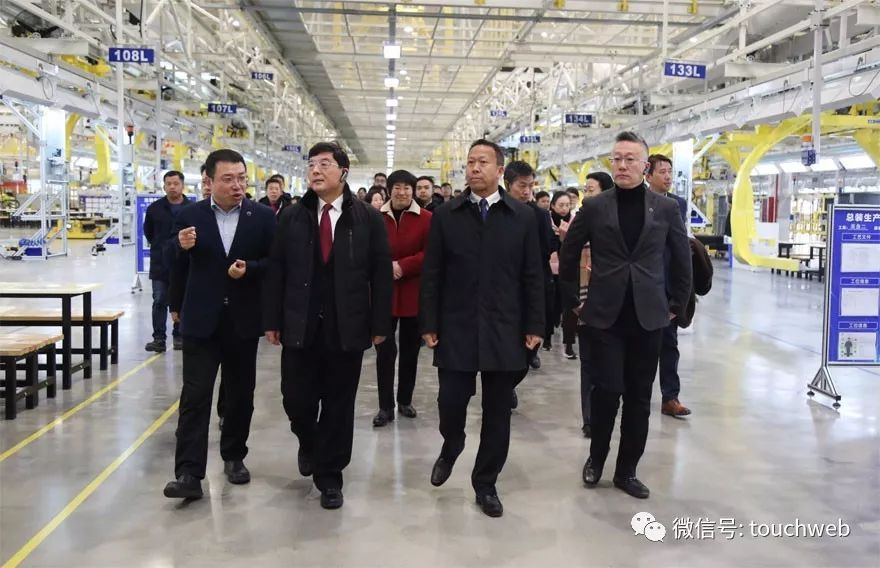 申搏新网:威马参股的湖北星晖基地曝光:年内下线首台5G智能汽车