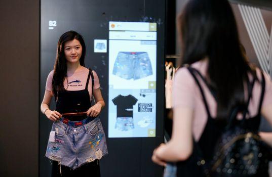 """Fashion AI来了!淘宝剁手党将可拥有人工智能""""搭"""
