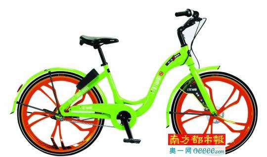 当年,町町单车是首个打入南京市场的共享自行车品牌。