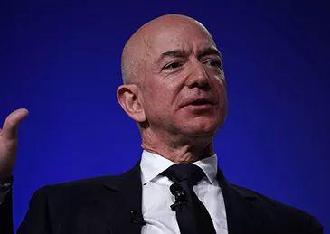 亚马逊CEO贝索斯/资料图