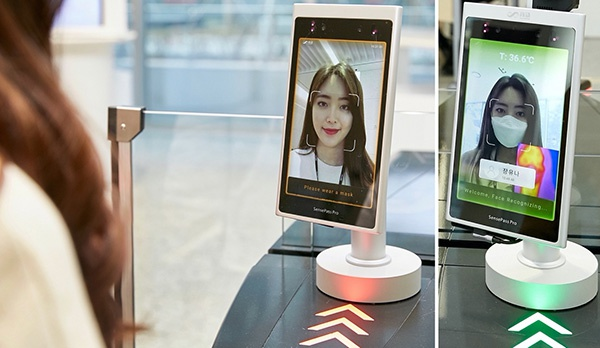 商汤与LG子公司合作:提供170个站点人脸识别方案