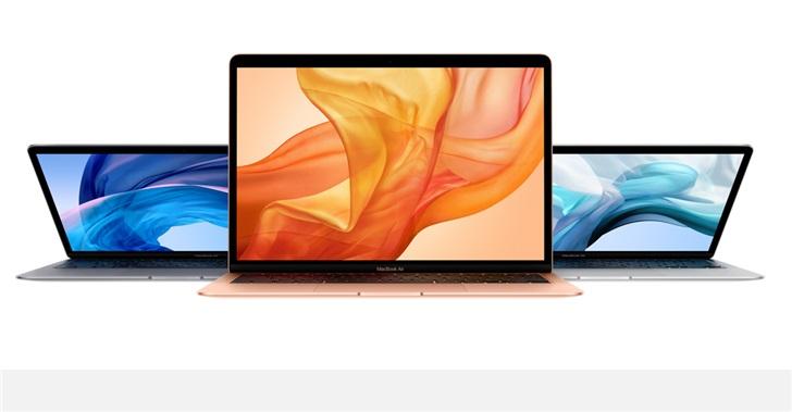 MacBook Air 2020 CPU详解:频率提高20%