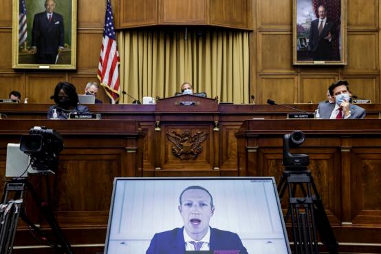脸书公司或被要求与Ins剥离 以遵守反垄断法规定