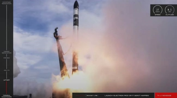 美国火箭发射失败:7颗卫星全阵亡