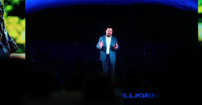 高通总裁安猛:5G人工智能开启智能互联网的未来