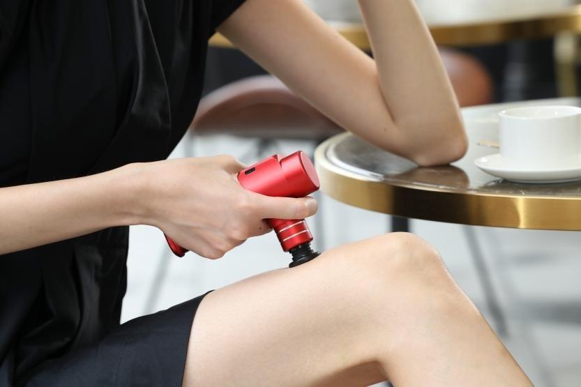 小米有一个众筹口袋筋膜枪:高频振动放松肌肉筋膜