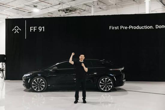 造车计划终于迎来好消息 贾跃亭说:他做到了
