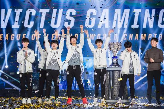 iG夺冠背后:中国电竞