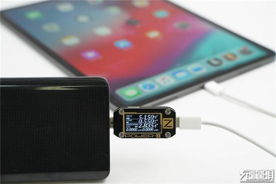 用移动电源充新苹果iPad Pro时需注意谨防反向充电 股票配资