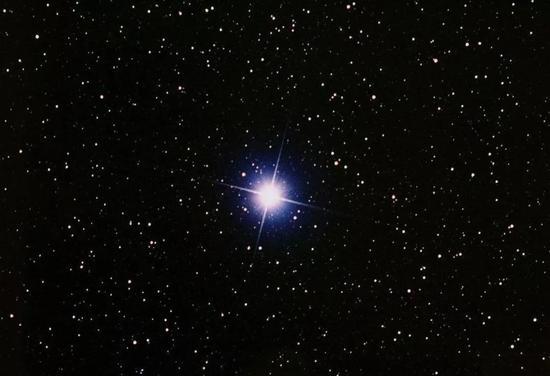 牛郎星(图片来源于网络)