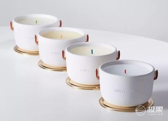 不务正业! Louis Vuitton推出香薰蜡烛 证券资讯