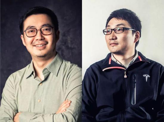 谷歌双雄:黄峥和蒋凡辗转多年 成为彼此最大