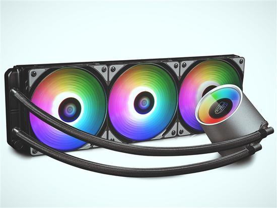 九州风神推全新CPU水冷散热器:信仰灯加持 兼容TR4 证券配资