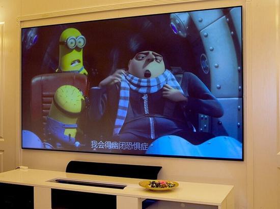 OLED PK激光电视 谁才是我们客厅的未来 股票配资