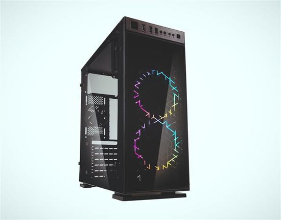 Kolink发布全新PC机箱:前置钢化玻璃面板