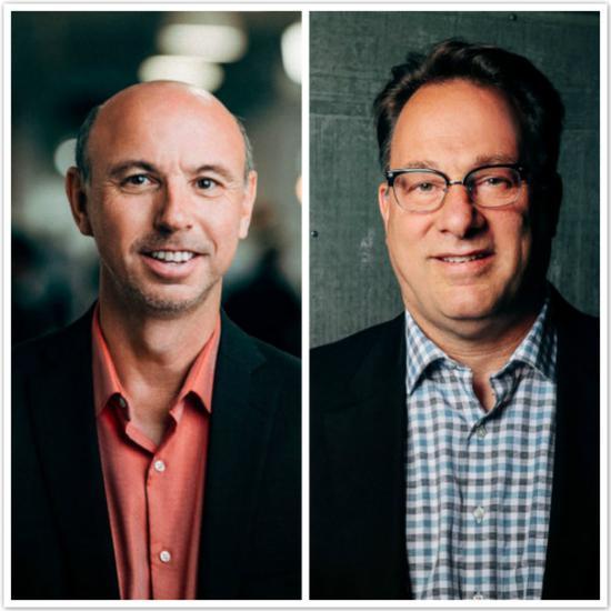 原FF公司产品高级副总裁Nick Sampson和原FF全球研发高级副总裁Peter Savagian