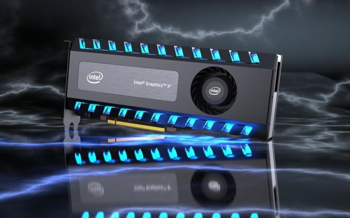 Intel Xe独立显卡概念设计曝光 官方点赞