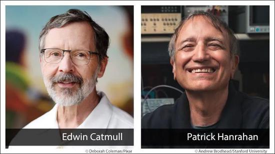 新任图灵奖得主都来自一家动画公司,他们做对