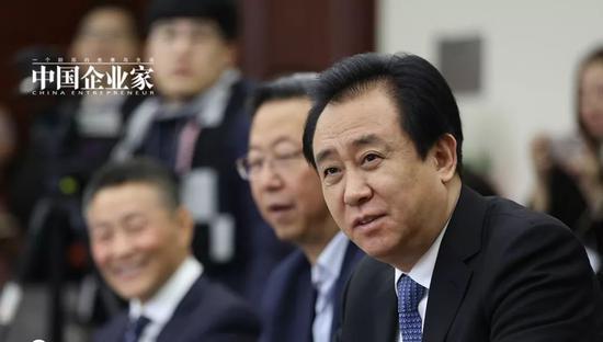 "FF中国不见贾跃亭:恒大""去贾跃亭化""的动力在哪?"