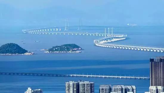 港珠澳大桥:因为它,中国完成了不可能完成的任务