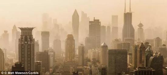 雾霾显著阻碍早期神经发育 增加自闭症风险