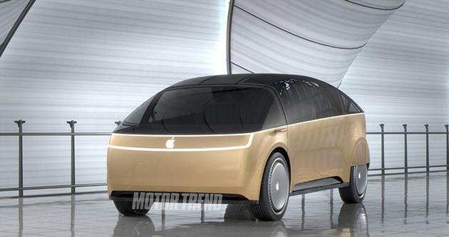 郭明�Z:苹果汽车最早2023年推出 将推动市值