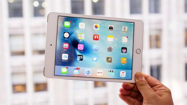 时隔4年 郭明�Z称苹果明年将升级iPad Mini