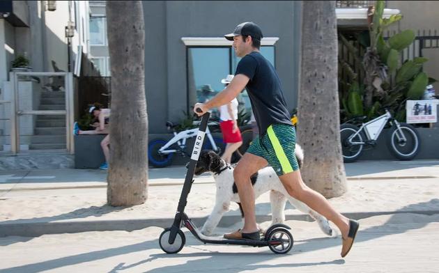 美国男子醉酒骑行电动滑板车被判罚 为行业首例