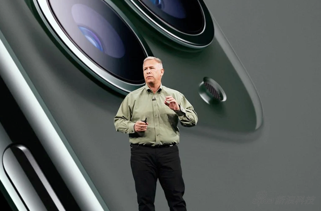 席勒卸任 苹果公司营销工作交接