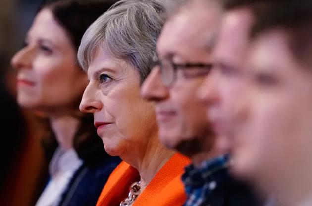 英国党派会议应用数据泄露 内阁成员接到恶作剧电话