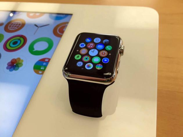 郭明�Z:第四代Apple Watch需求远超预期