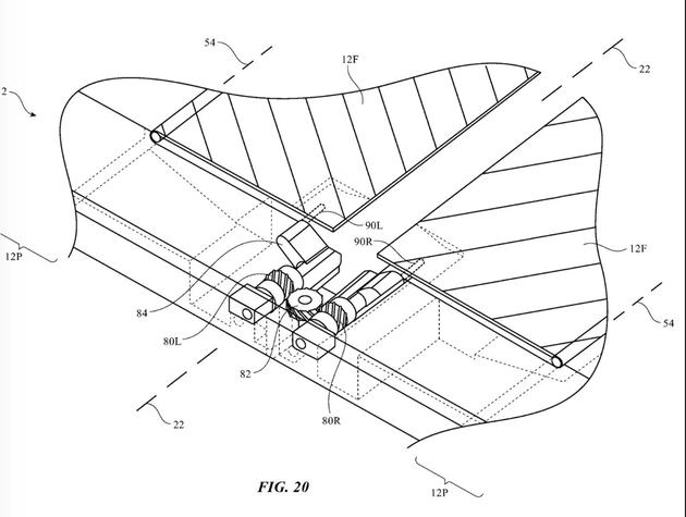 苹果新专利曝光:折叠屏iPhone和iPad都在路上