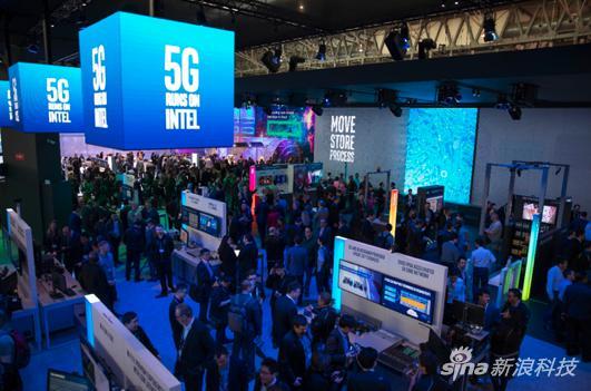 英特尔在MWC展示5G技术新进展