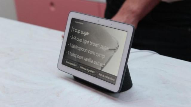 一块屏幕控制整个家居 谷歌Home Hub现场上手 股票配资
