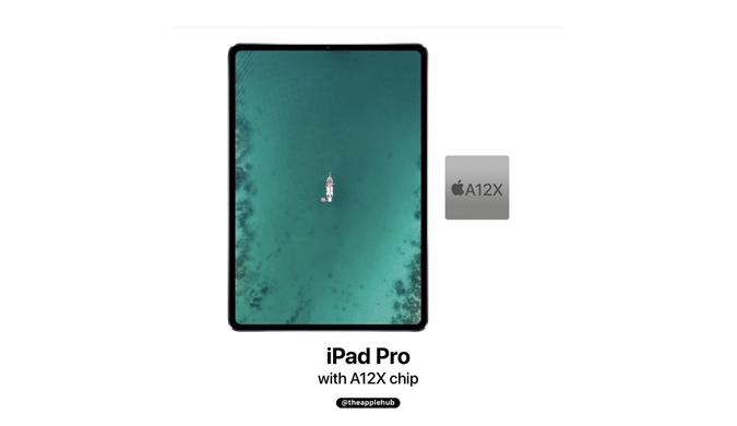 新iPad Pro将搭载A12X芯片 比新iPhone更快