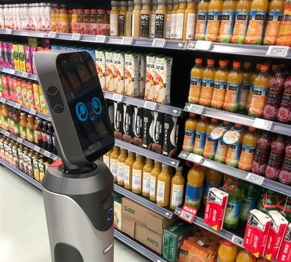 猎豹移动研发 机器人导购豹小秘上岗北京超市_1 证券配资
