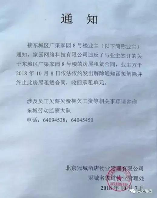 赵薇代言的互联网公司倒闭,拖欠5600万,员工讨薪彻夜不眠 证券资讯